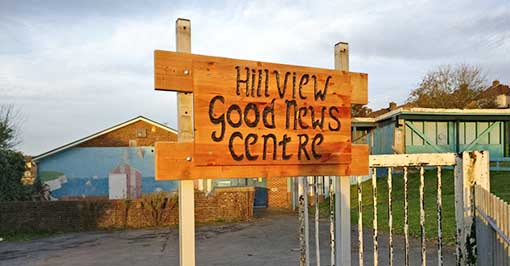 Hillview Centre - Good News Brighton, Moulsecoomb